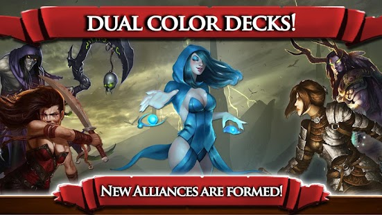 Forgotten Myths CCG - screenshot thumbnail
