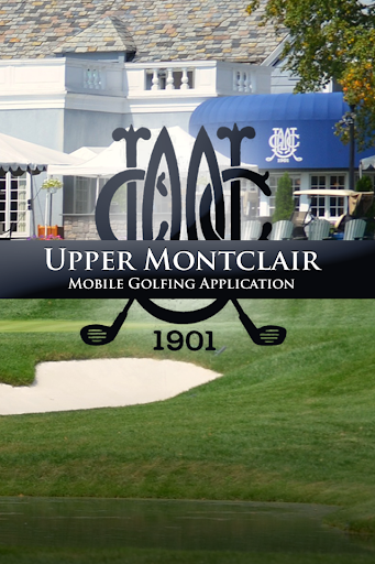Upper Montclair Golf GPS