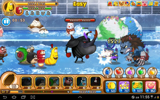 Larva Heroes: Lavengers  screenshots 24