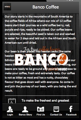 Banco Coffee