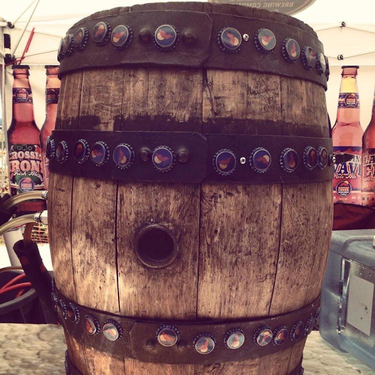 Logo of Kannah Creek Cherry Bourbon Barrel Brown