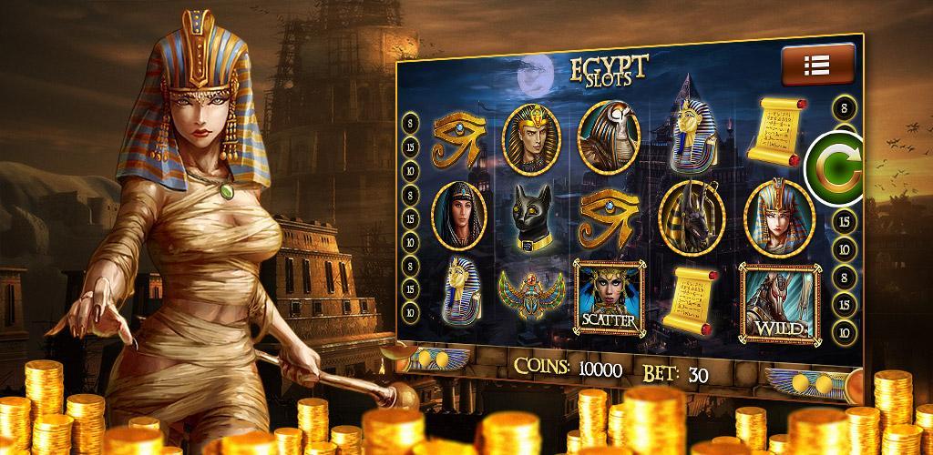 Giochi gratis slot machine faraone