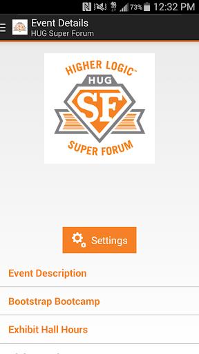 Higher Logic HUG Super Forum