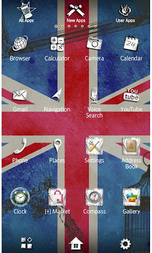 UNION JACK Wallpaper Theme 1.5 Windows u7528 3