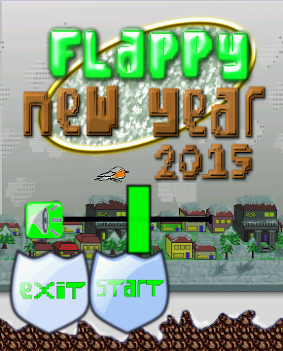 Flappy New Year 2015