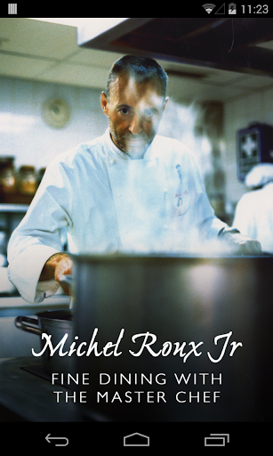 Michel Roux Jr Fine Recipes