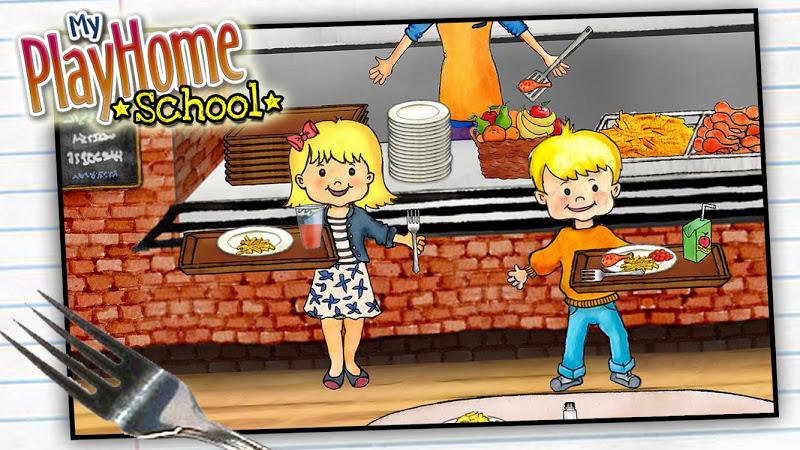 My PlayHome School Screenshot 2