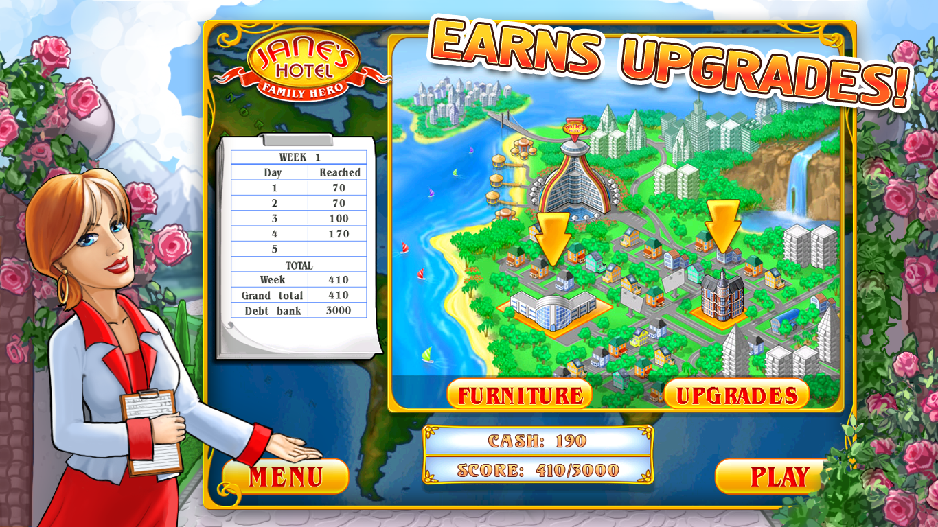 Free Hotel Games For Mobile To Download