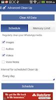 Screenshot of Cleaner for WhatsApp