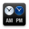 Premium World Clock Widget icon