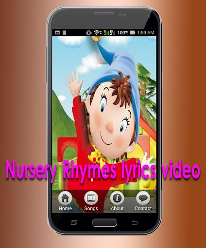 Nursery Rhymes lyrics video
