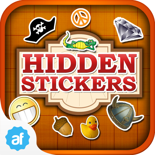 Hidden Stickers - Free 休閒 App LOGO-硬是要APP