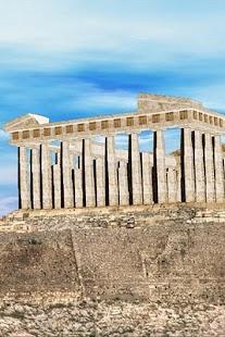 Athens LWP Parthenon- screenshot thumbnail