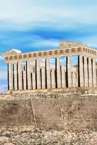 Athens LWP Parthenon- screenshot