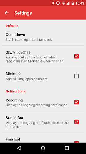 Rec. (Screen Recorder) 1.8.6 Screenshots 7