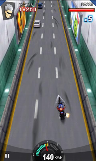 Racing Moto  gameplay | by HackJr.Pw 10