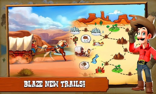 Westbound Adventure City Town Screenshot 26