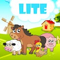 Baby's First Moo Lite logo