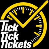 TickTickTickets - Event Guide