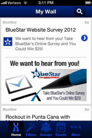 BlueStar - screenshot