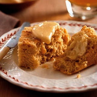 Cornbread with Honey Butter.