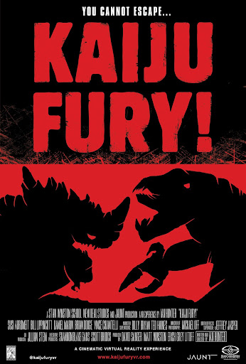 Kaiju Fury: Sundance Selection