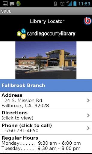 San Diego County Library  screenshots 5
