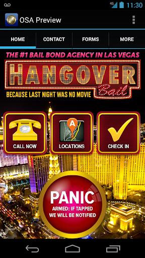 Hangover Bail