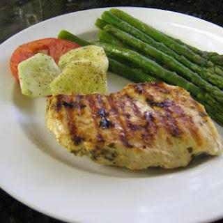 Basil Lemon Chicken