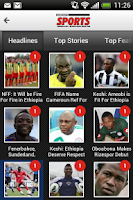Screenshot of Complete Sports Nigeria