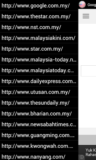 Malaysian News Launcher
