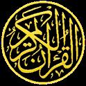 Quran recitation and save icon
