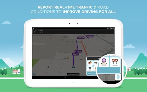 Waze Social GPS Maps & Traffic v3.7.8.0