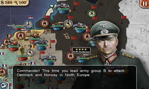 World Conqueror 2 captures d'u00e9cran 1