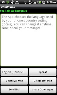 Voice To Text for Multi-Apps- screenshot thumbnail