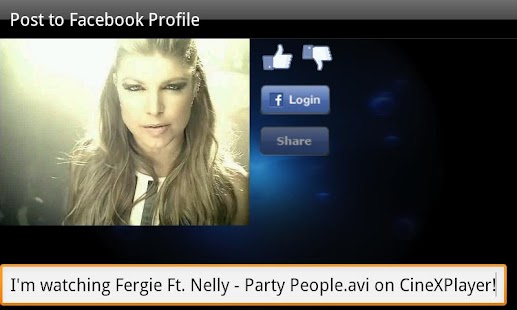 CineXPlayer -Best Xvid Player - screenshot thumbnail