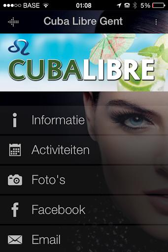 Cuba Libre Gent