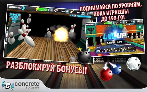 """Игра """"PBA Bowling 2"""" для планшетов на Android"""