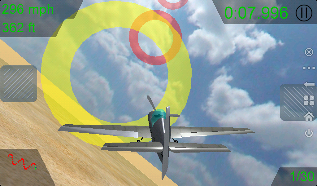 Race Pilot 3D Full - screenshot