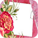 Photo Frames Flowers icon