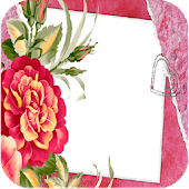 Photo Frames Flowers