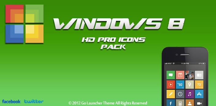 Windows 8 HD Theme
