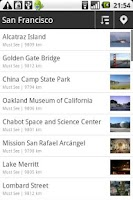 Screenshot of Geolover - Travel Guide
