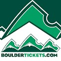 Boulder Tickets logo