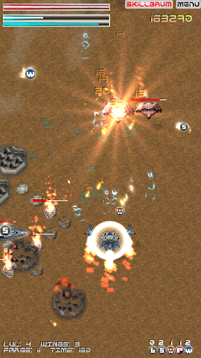 Wing Zero 2 SHMUP  {cheat|hack|gameplay|apk mod|resources generator} 5