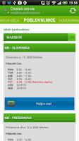 Screenshot of e-poslovalnica | ŠS