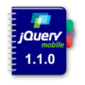 jQuery mobile 1.1.0 Demos&docs