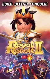 Royal Revolt 2 Screenshot 1