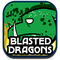 Blasted Dragons logo