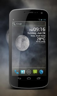 Weather Clock Live - screenshot thumbnail
